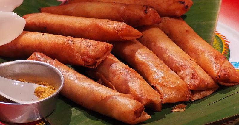 美味しい魚でタイ料理