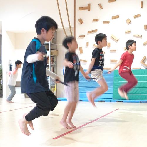 7月29日(月)松山短期スポーツ教室