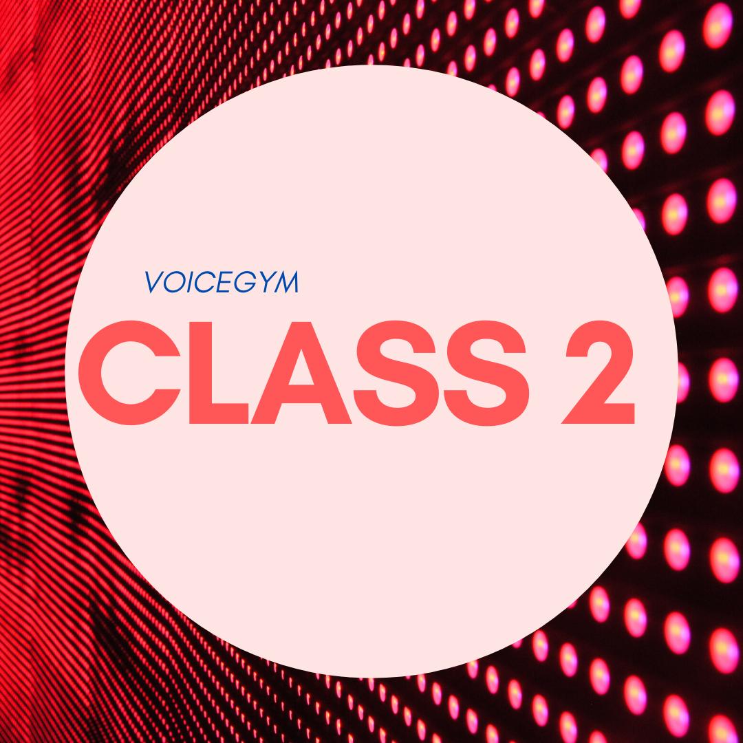 Class2 コーラス&パフォーマンスクラス(CP)