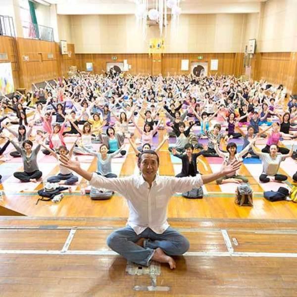 [17G3]4/17(金) 14:00-15:30 ケンハラクマ/誰でもできるアシュタンガヨガフルプライマリー+瞑想