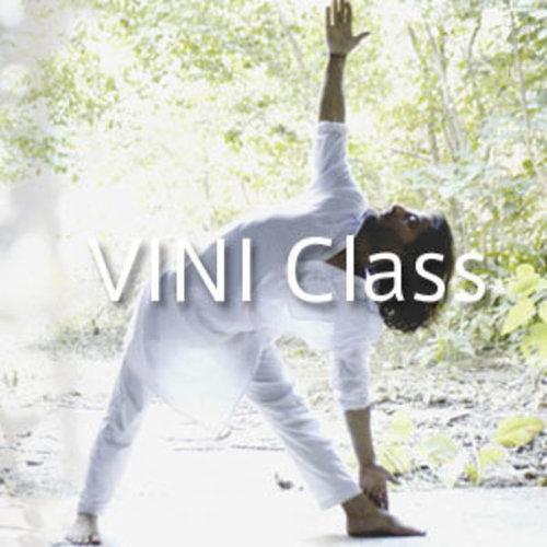 北浜/VINIクラス/講師:yogi vini/75分