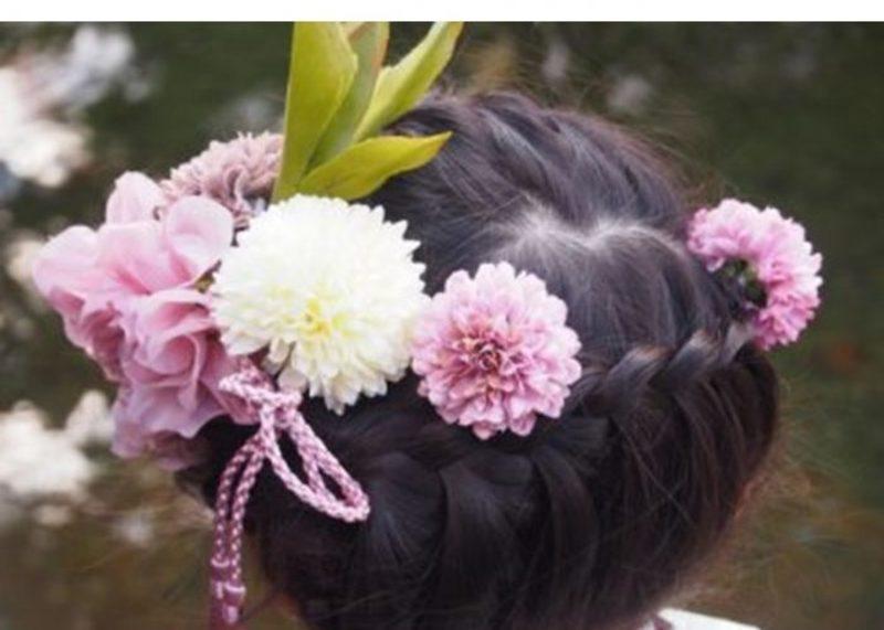 【小平】ひな祭りワークショップフェア~①着物にぴったり髪飾りづくり~ 2021年2月21日(日)