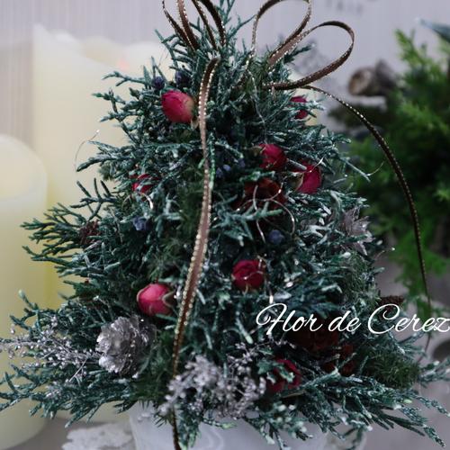 【12月7日(土)午後】クリスマスツリーレッスン