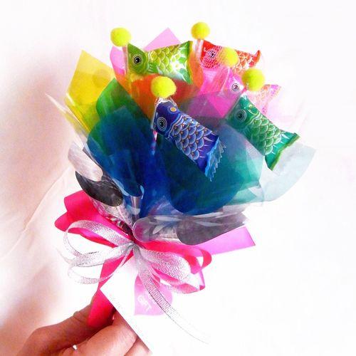 【川崎】端午の節句!こどもの日フェア-こいのぼりのキャンディブーケ作り-|2020年5月4日(月祝)