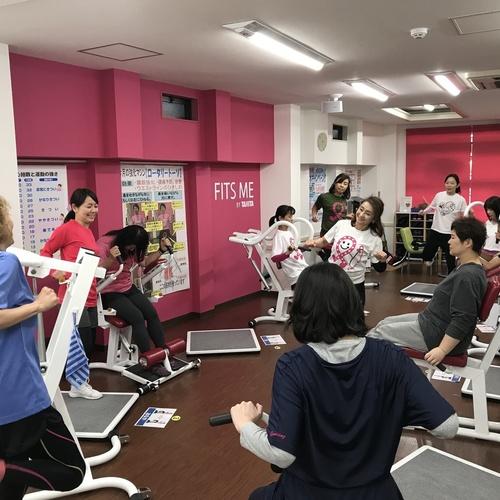 タニタフィッツミーCFⓇエアロで体力作り教室(豪徳寺店)10月20日(日)10:30〜11:50