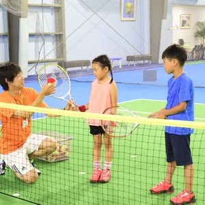テニスアリーナガーデン松山 無料ちょっと体験・特別無料体験レッスン