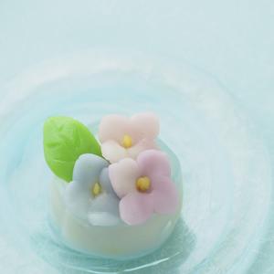 お茶と和菓子のある暮らし