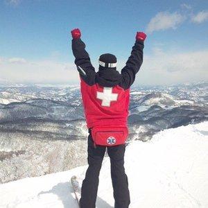 Ski tour of Japan