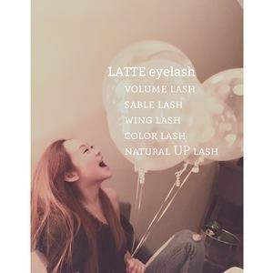 latte eyelash salon