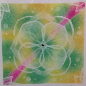 癒しとパステル曼荼羅アートを楽しむ時間