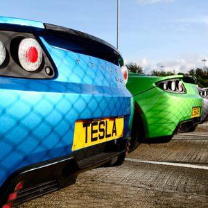 Tesla Motors HK