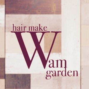 hair make Wam garden
