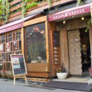 Asian Breeze Gakugeidaigaku shop