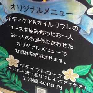 ハワイアンヒーリングサロン makaipia
