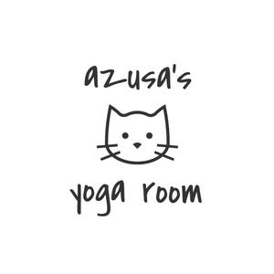 azusa's yoga room