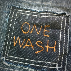 ハンドメイドソーイング教室 ONE WASH