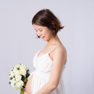 よしかた産婦人科マタニティフォト撮影会