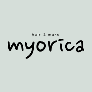 "hair & make ""myorica"""