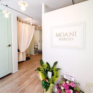 Nail salon 'MOANI' Hiroo Ebisu Shibuya store