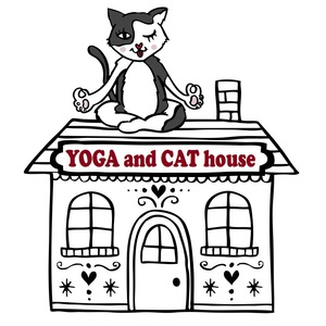 Yoga and Cat house