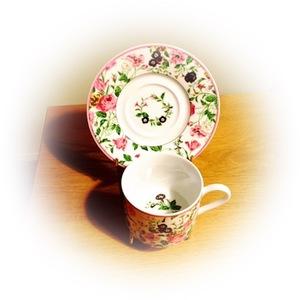 ポーセラーツと紅茶&お菓子サロン HARU*prism