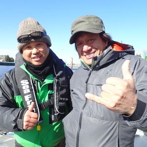 東京湾フィッシングガイド船 SeaFrog