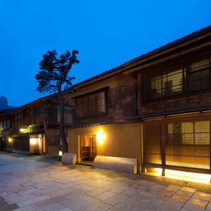 「金沢」夜のまちなかめぐり