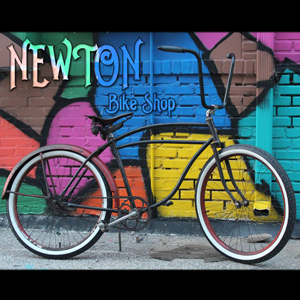 Newton Bike Shop Hostel Reservation