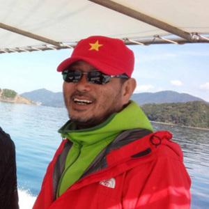 釣り船 御所浦島太郎