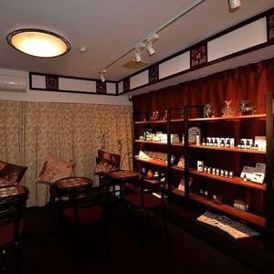 Chinese medicine curing Salon Koido (Kouidou)