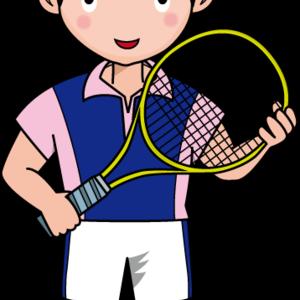 テニス大会申し込み