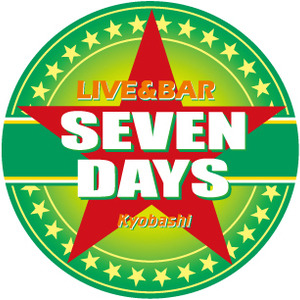 ライブハウス&テキーラバー sevendays!