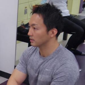 大瀧亮平@パーソナルトレーナー / ウェブ予約サイト