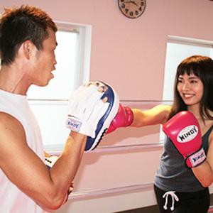 フィットネスシーン ボクシング&フィットネスクラブ