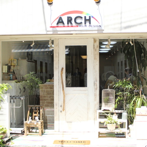 Arch hair design (アーチヘアデザイン) 高円寺北口店