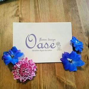 flower design Oase