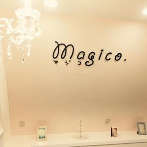 サロン「Magico.」