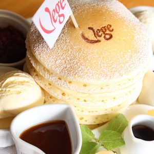 【閉店】名古屋 pancakecafe-vege