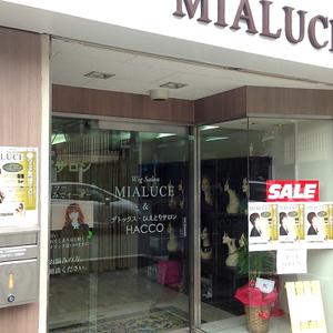 wig salon  ミアルチェ & HACCO