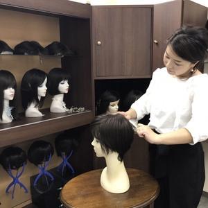 Wig Salon    ミアルチェ藤沢サロン