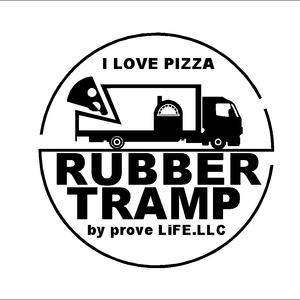 PIZZA TRUCK  RUBBER TRAM(ラバートランプ)