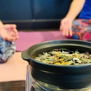 Herbal season yoga®講座予約サイト