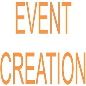 EVENT CREATION 申し込み