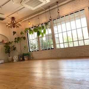 東中野、ヨガの部屋。/バレエスタジオマリールー