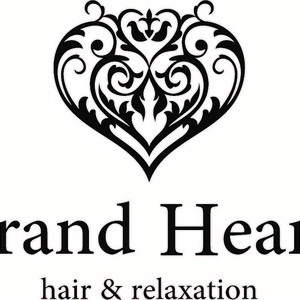 Grand Hearts hair&relaxation【グランドハーツ】