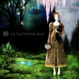 La hortensia azul*LESSON★よやく君