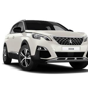 NEW SUV PEUGEOT 3008プレス試乗会